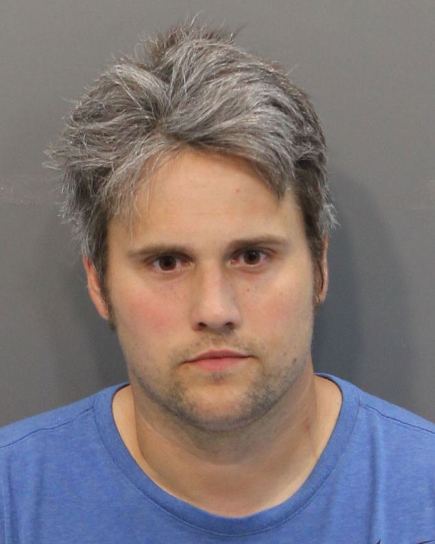 Ryan Edwards Mug Shot, July 2018