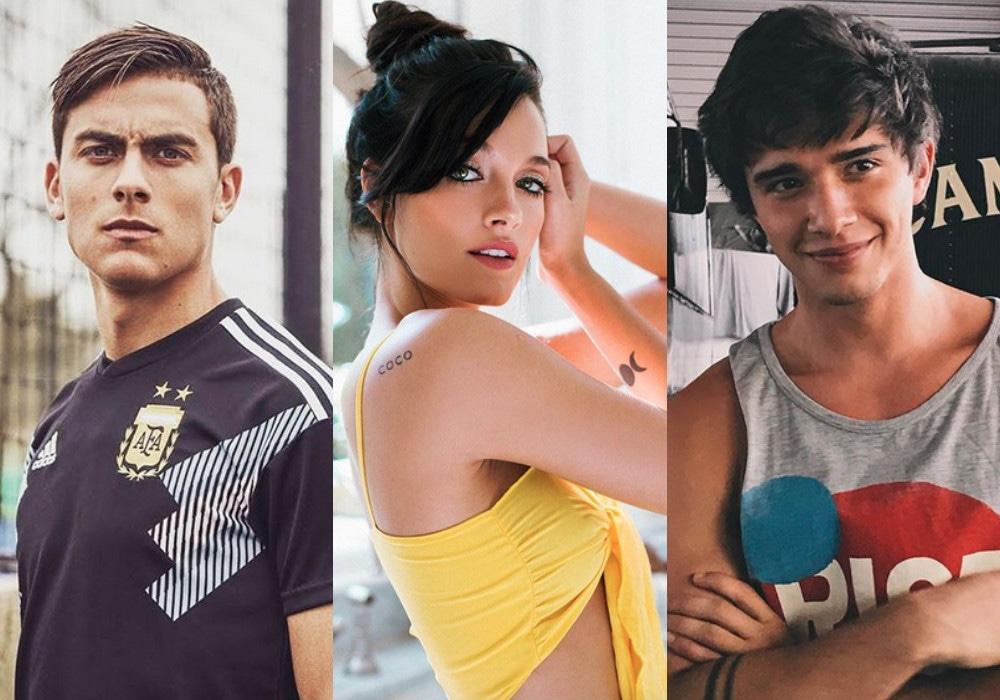 Oriana Sabatini, Julian Serrano, Paulo Dybala