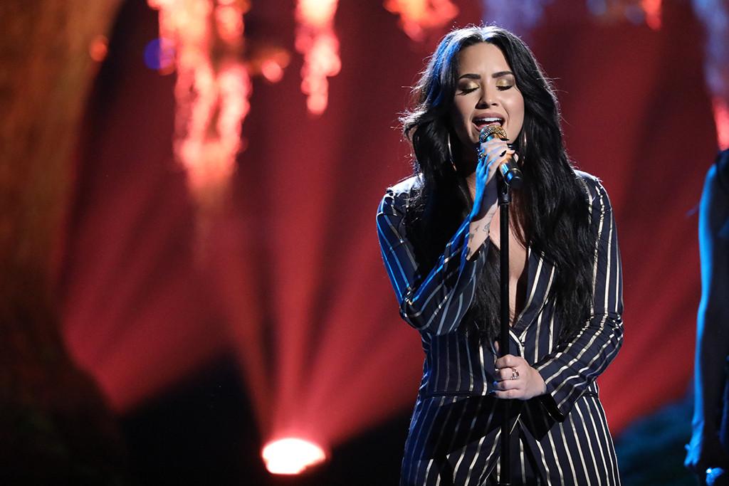 Demi Lovato, The Voice