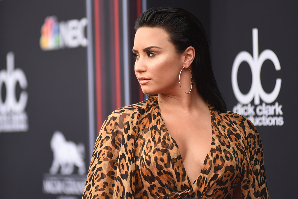 Demi Lovato, 2018 Billboard Music Awards