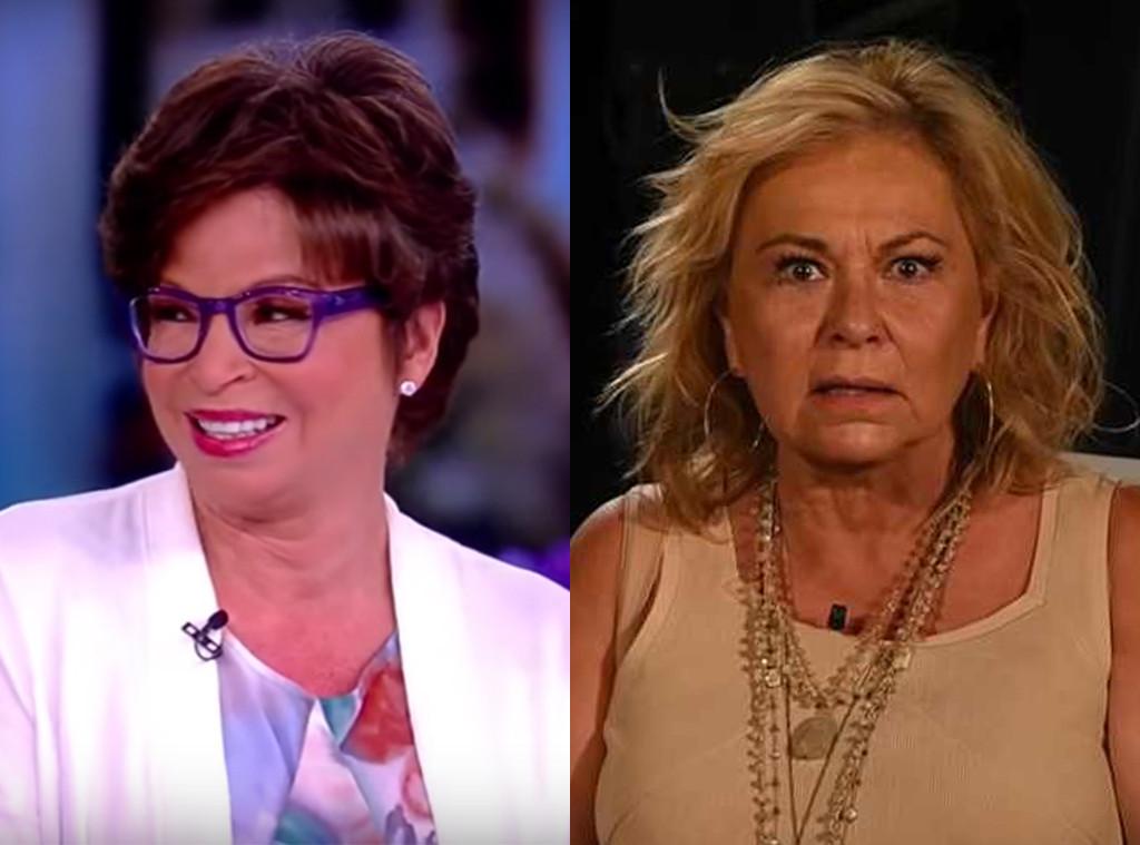 Valerie Jarrett, Roseanne Barr