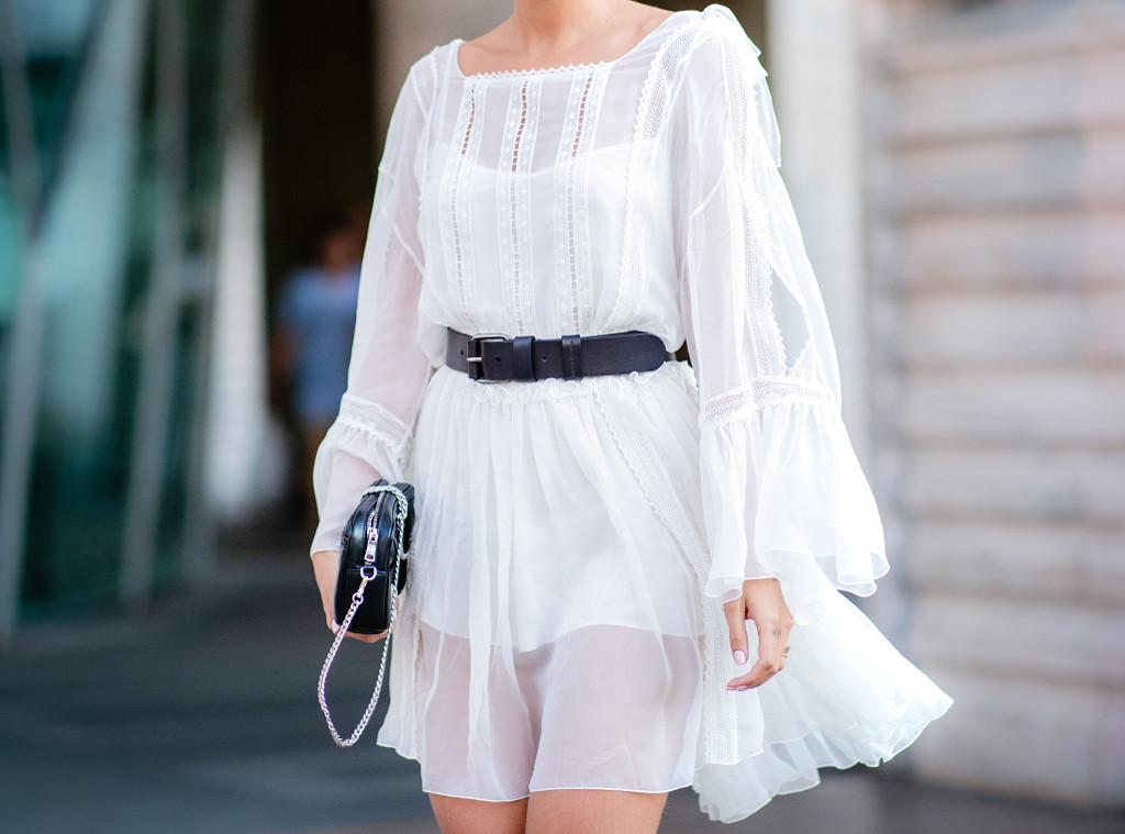 Shopping: White Dresses