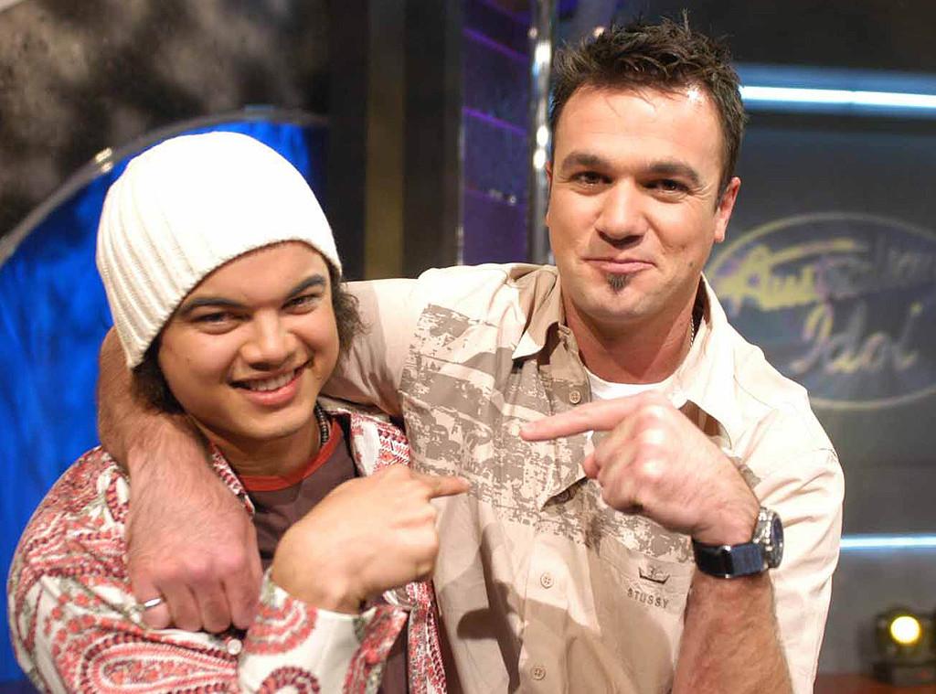 Guy Sebastian, Shannon Noll, Australian Idol
