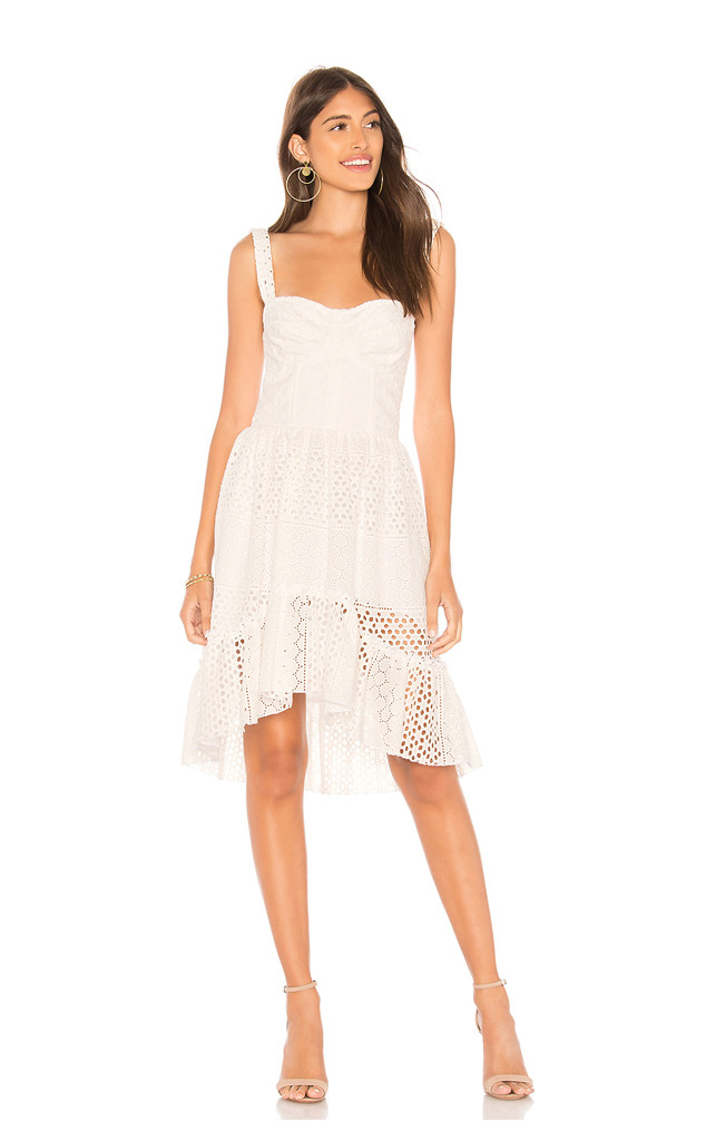 Shopping: White Dresses for Before Labor Day