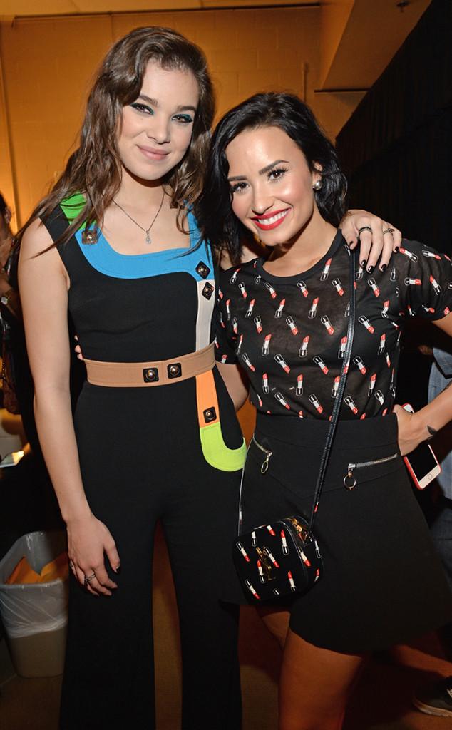 Hailee Steinfeld, Demi Lovato