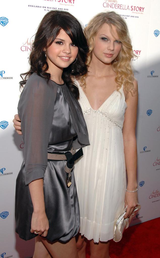 Taylor Swift, Selena Gomez