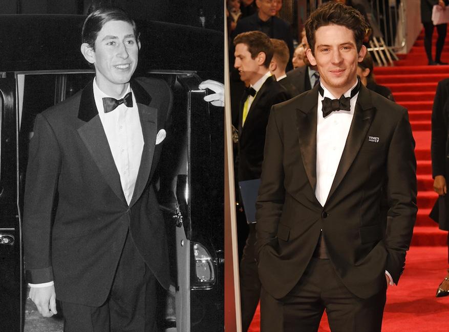 Prince Charles, Josh O'Connor