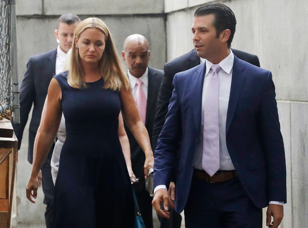 Vanessa Trump, Donald Trump Jr