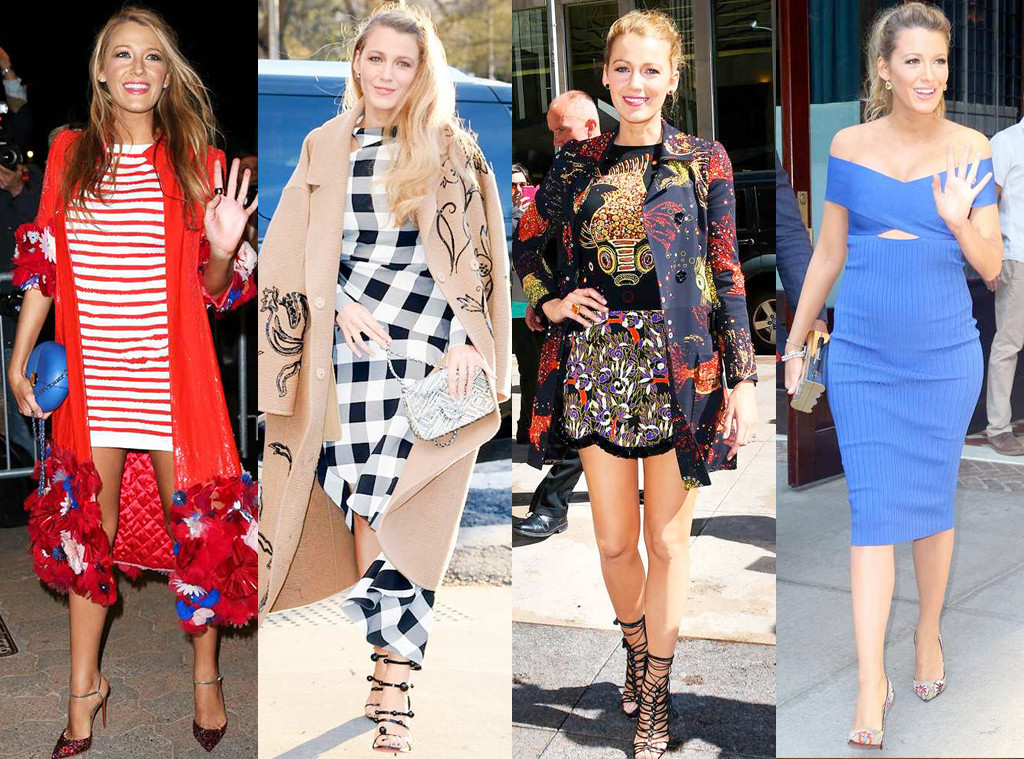 0bc5678e0 PCAs Style Star Finalist Blake Lively Knows How to Rock a Red Carpet ...