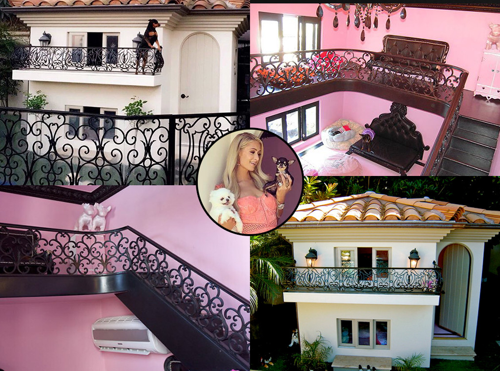 Paris Hilton, Doggy Mansion
