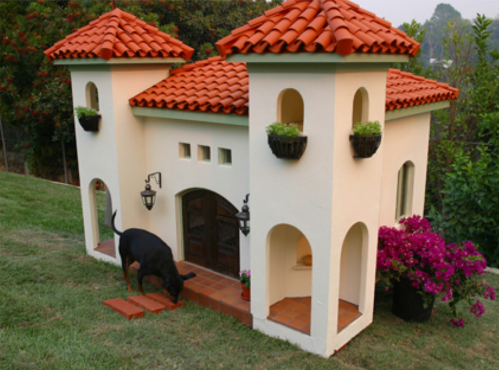 Rachel Hunter Doghouse