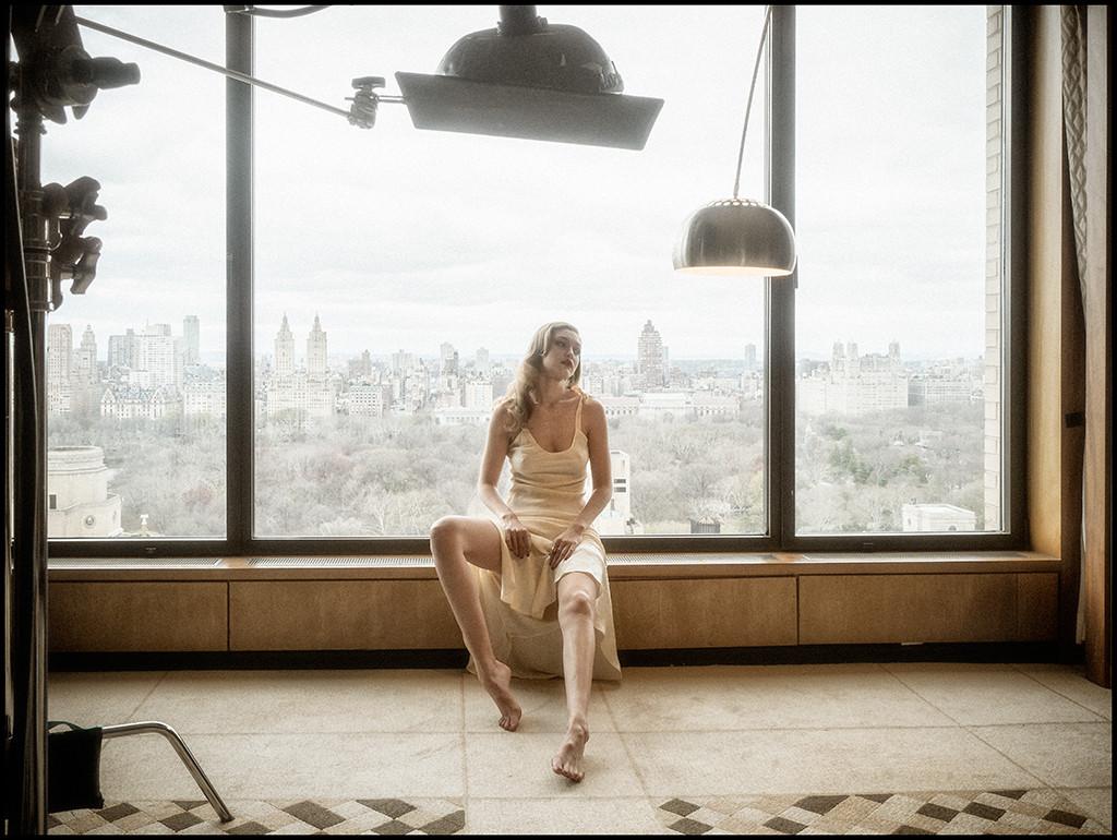 Gigi Hadid, Pirelli Calendar 2019