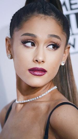 ESC: Celeb Brows, Ariana Grande