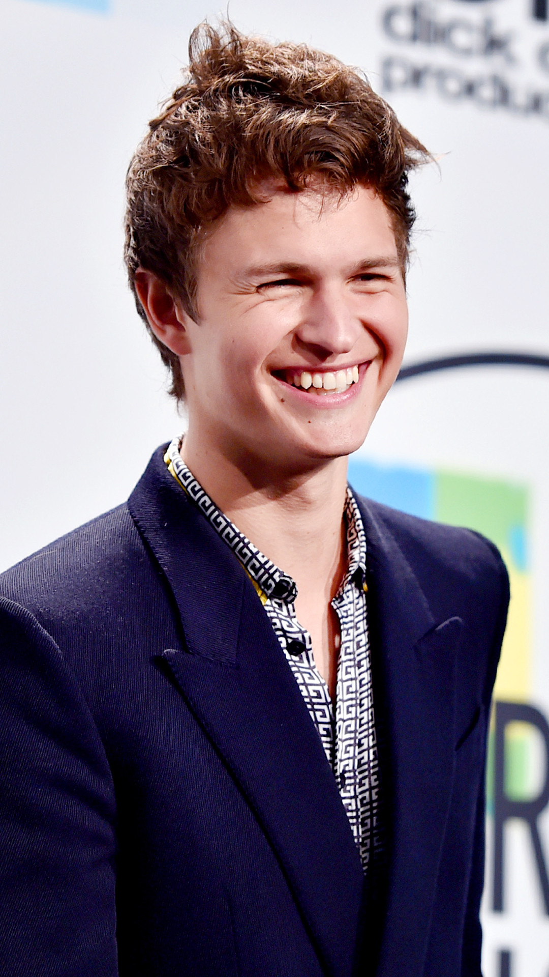 Ansel Elgort Cast as Tony in Steven Spielberg's West Side
