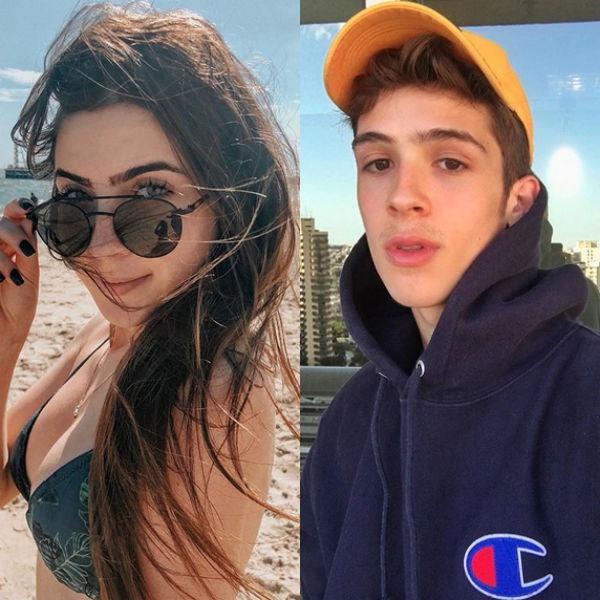 Jade Picon, João Guilherme