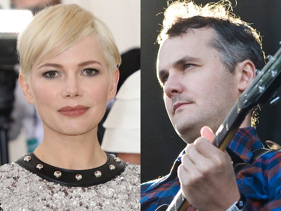Michelle Williams Spotted With New Husband Phil Elverum for the First Time