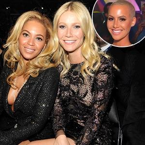 Beyonce, Gwyneth Paltrow, Amber Rose