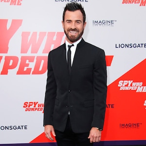 Justin Theroux, The Spy Who Dumped Me, Premiere