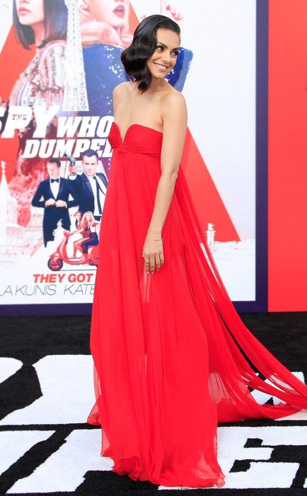 ESC: Mila Kunis, Best Dressed