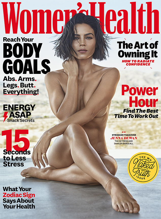 Jenna Dewan, Women's Health