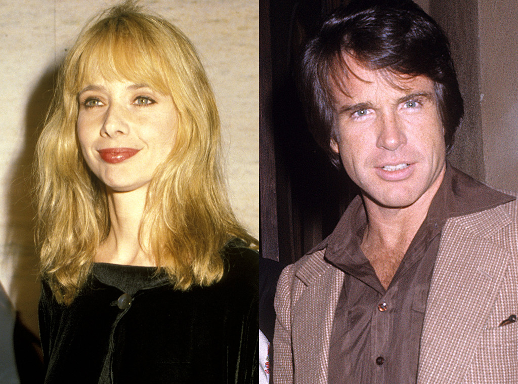 Rosanna Arquette, Warren Beatty