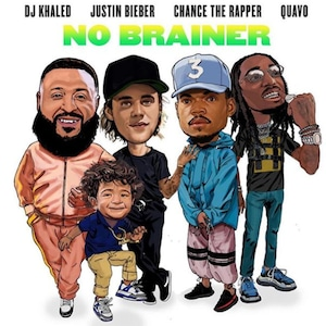 Justin Bieber, DJ Khaled, Chance the Rapper, Quavo