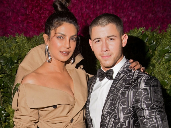Nick Jonas and Family Arrive in India for His and Priyanka Chopra's Engagement Party
