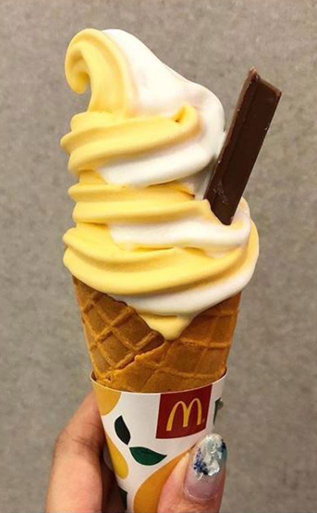 McDonald's, Soft Serve