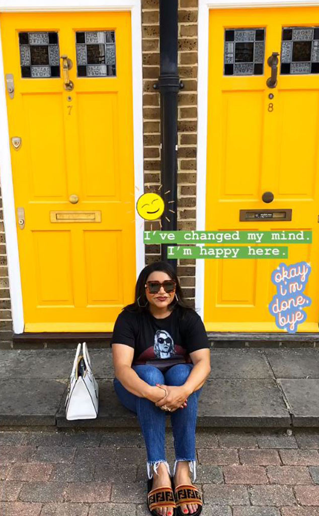 Mindy Kaling, London