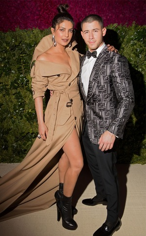 Priyanka Chopra, Nick Jonas, Met Gala 2017