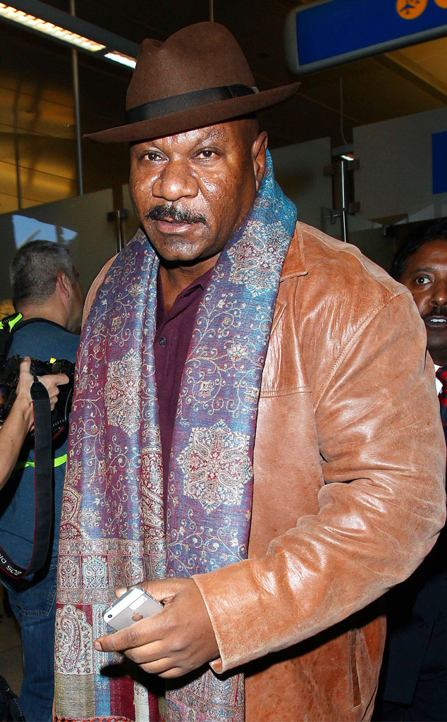 7e71a235 Ving Rhames Says Police Held Him at Gunpoint in His Home | E! News ...