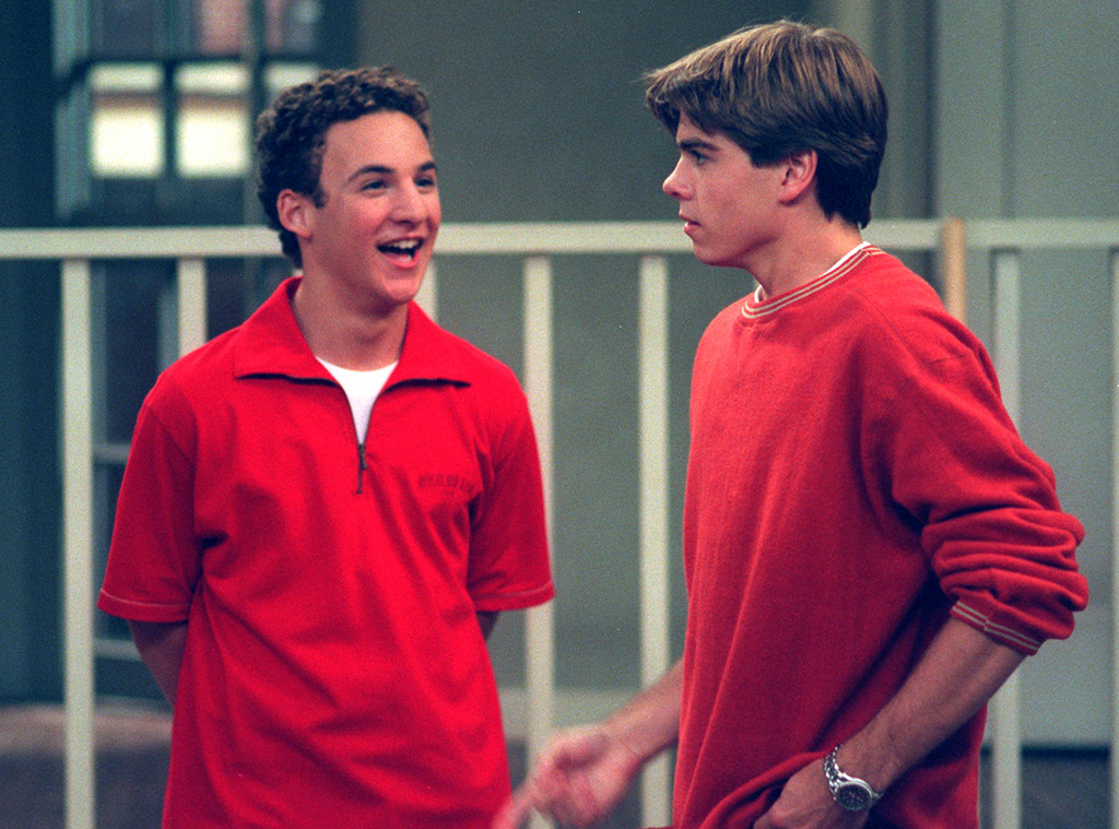 Boy Meets World, Ben Savage, Matthew Lawrence