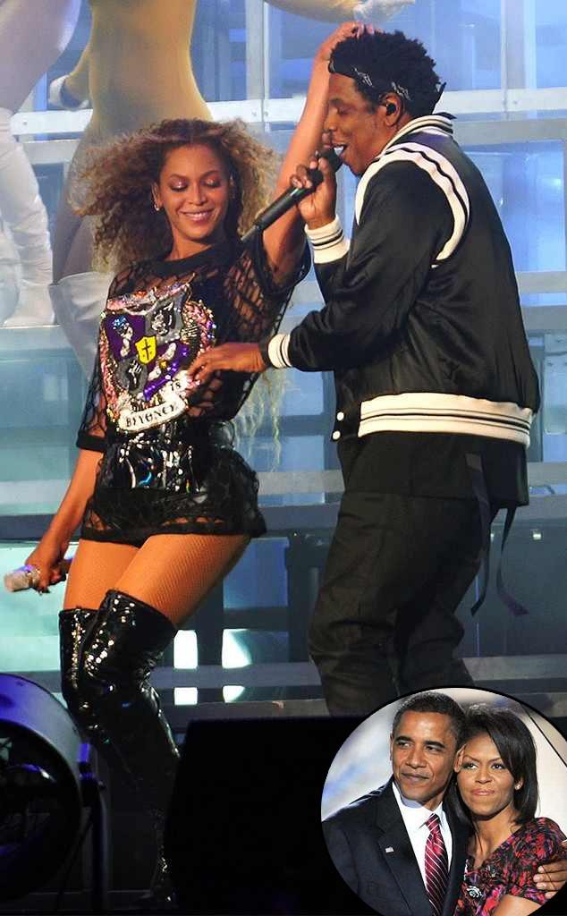 Beyonce, Jay-Z, 2018 Coachella, Michelle Obama, Barack Obama
