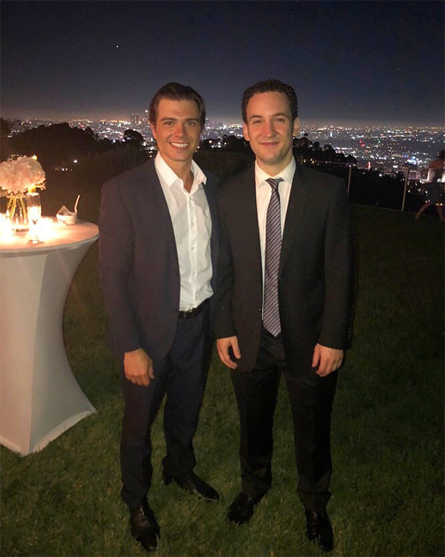 Ben Savage, Matthew Lawrence, Instagram