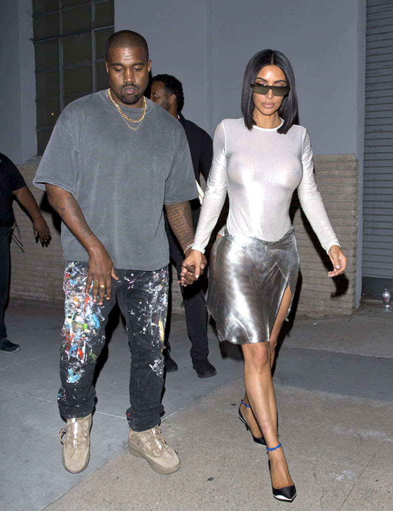 ¿Kim Kardashian y Kanye West abandonan Hollywood?