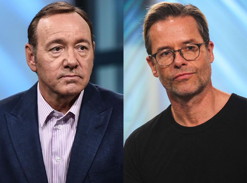Kevin Spacey, Guy Pearce