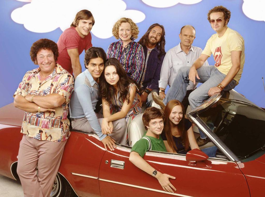 That 70's Show, Cast