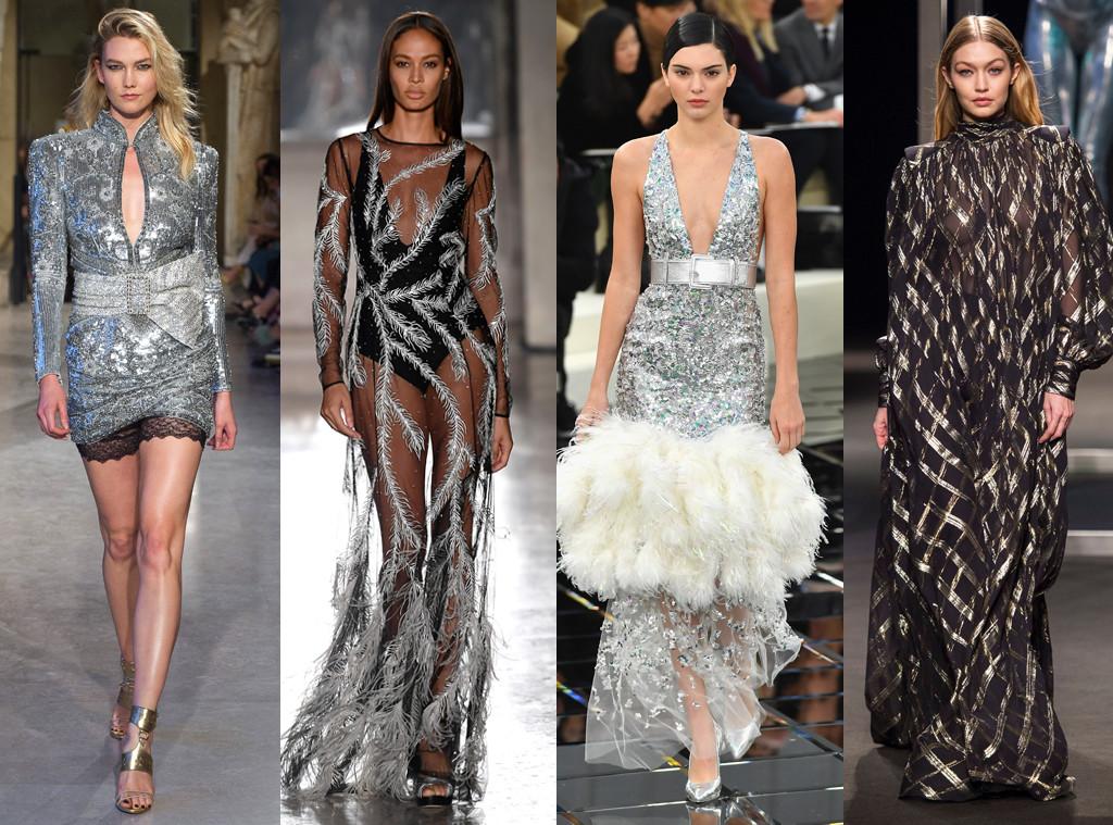Karlie Kloss, Joan Smalls, Kendall Jenner, Gigi Hadid, Supermodel Poll
