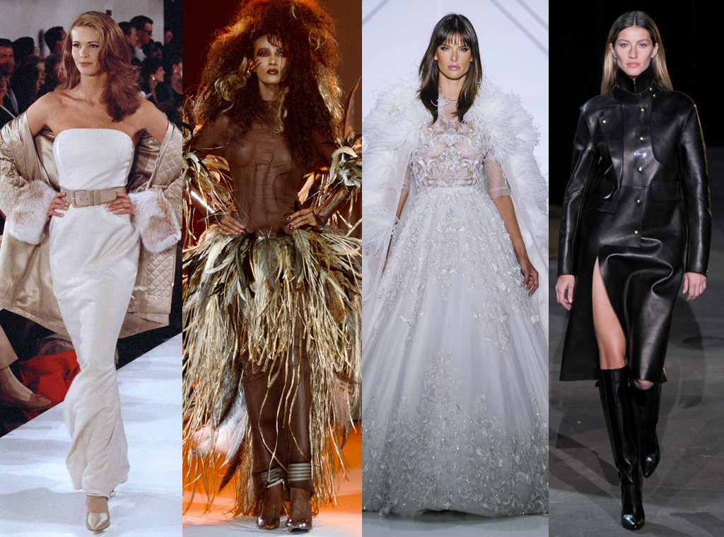 Elle MacPherson, Iman, Alessandra Ambrosio, Gisele Bundchen, Supermodel Poll