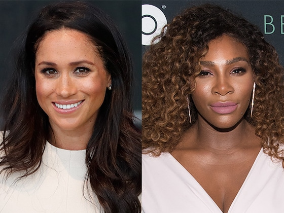 "Serena Williams Says She and Meghan Markle Have Been ""Relying on Each Other A Lot Lately"""