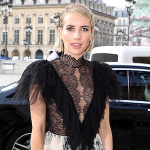 ESC: Dare to Wear, Emma Roberts