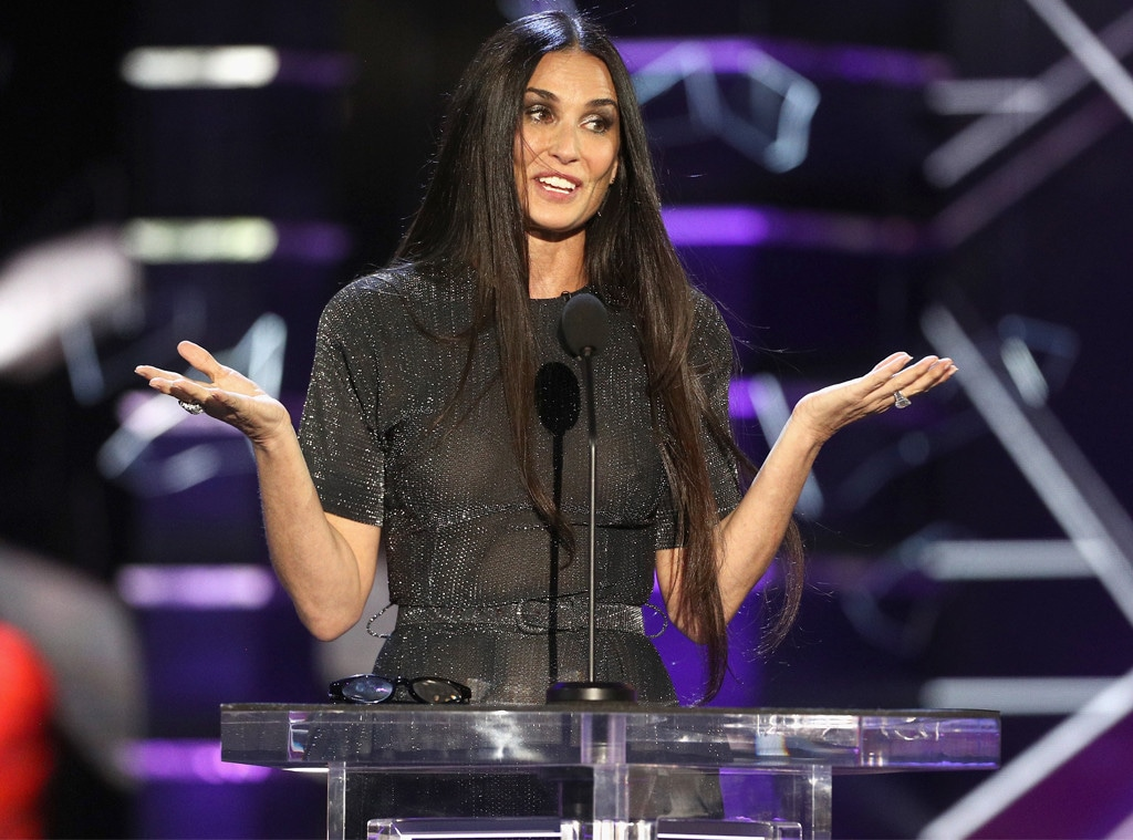 Demi Moore, Comedy Central Roast