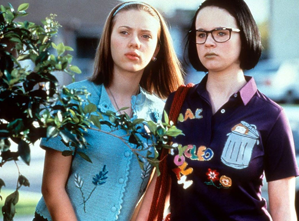 Ghost World, Scarlett Johansson, Thora Birch