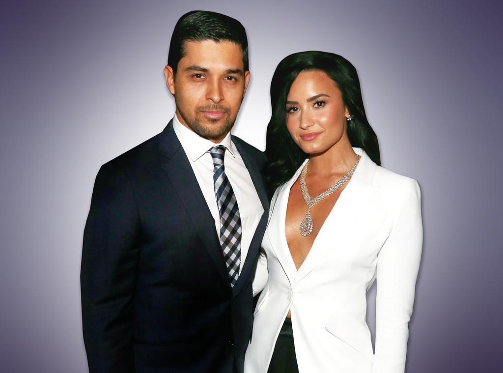 Wilmer Valderrama, Demi Lovato, Romance