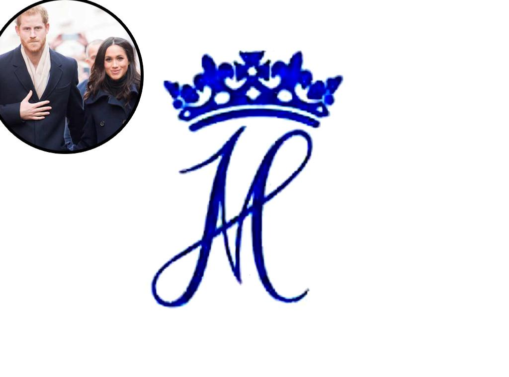 Prince Harry, Meghan Markle, Monogram