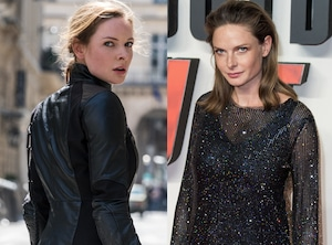 Rebecca Ferguson, Mission Impossible Fallout, Tom Cruise Leading Ladies