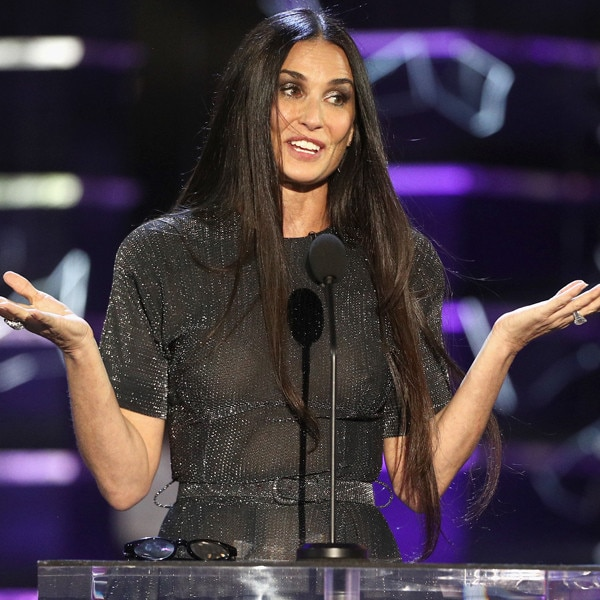Demi Moore opens up about 'spiraling down a path of real self-destruction'
