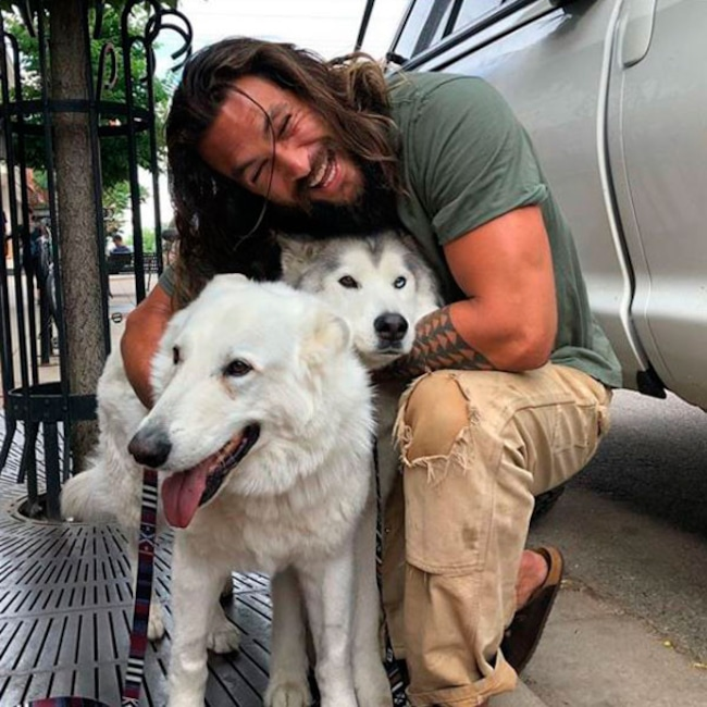 Celebrate Jason Momoa's Birthday With A Look Back At Some