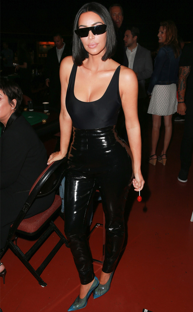 Kim Kardashian, Charity Poker Event