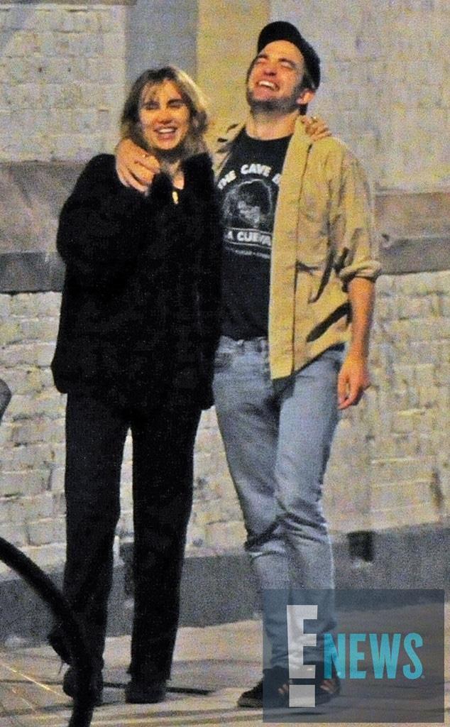 Robert Pattinson, Suki Waterhouse, EXCLUSIVE